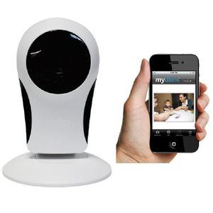 Camara De Seguridad Ip Wifi Hd 720p P2p Graba En Memoria Sd