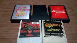 Cartuchos Para Atari  - Precio Por Unidad