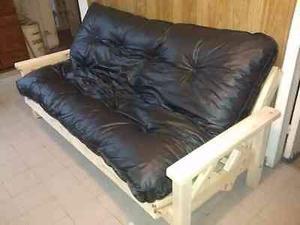 Futon 2 en 1 sillon y cama entrega en 72hs