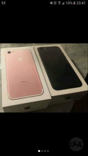 Iphone 7 Plus 32 GB Libre De Fabrica