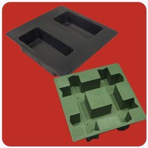 Molde Para Green Block Para Pasto + Adoquín Rectangular