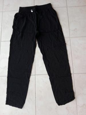 Pantalón de fibrana talle 1