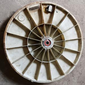 Tapa Cuba con rulemanes  de Bosch, Siemens y otros.