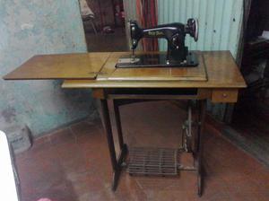 pie mesa de maquina de coser bes buil. escucho ofertas