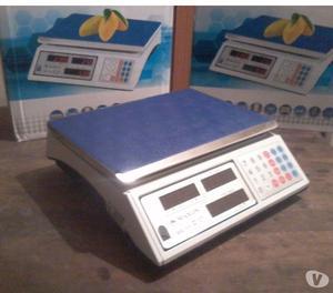 Balanza digital NUEVA en CAJA, 40kg, PPI, con bateria