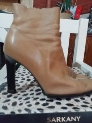 Botas Ricky sarkany impecables