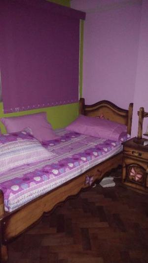 Juego dormitorio 4 piezas