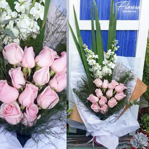 Ramo De Flores Para El Día De La Madre!