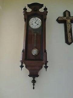 Reloj A Pendulo De Pared Hermle