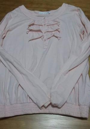 Remera manga larga Como quieres.. T: 42 elastizada cintura