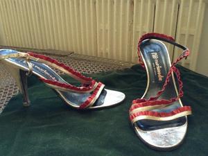 Sandalia de cuero importada