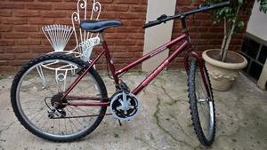 Vendo bici para mujer