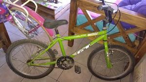 Vendo bicicleta usada rodado 20 de varón