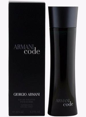 Armani Code Pour Homme EDT 125ml, Nuevo Original con