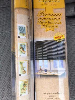 Cortinas de PVC