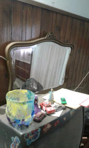 Espejo provenzal biselado