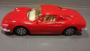 Ferrari Dino 246 Gt Burago 1/43 Originales !