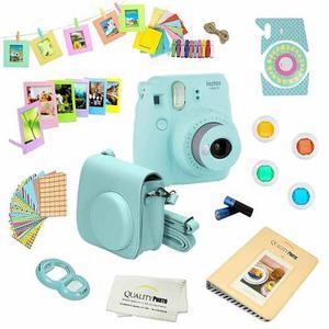 Fujifilm Instax Mini 9 + Accesorios + Rollo + Envio + Cuotas