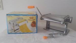 Maquina de fideos de acero villa luro posot class - Maquina para hacer pastas caseras ...