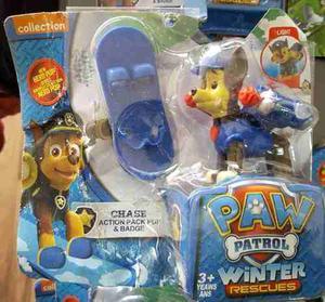 Muñecos Paw Patrol - Detalles En El Carton - Oferta - Paw