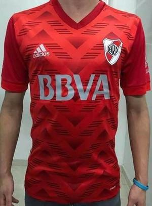 Nueva Camiseta River Plate roja  ADIZERO