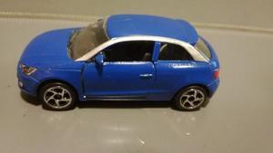 Oferta ! Audi A1 Azul Majorette 1/64 Originales !