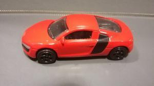Oferta ! Audi R8 Rojo Majorette 1/64 Originales !