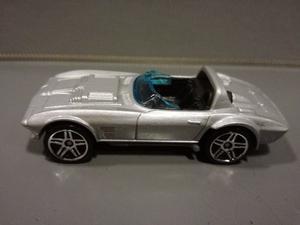 Oferta ! Corvette Rapido Y Furioso Hot Wheels 1/64 Original