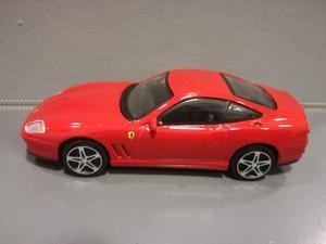 Oferta ! Ferrari 550 Maranello Burago 1/43 Originales !