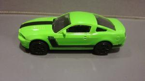 Oferta ! Ford Mustang Boss Majorette 1/64 Originales !