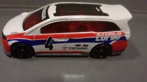 Oferta ! Honda Odyssey Hot Wheels 1/64 Originales !