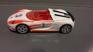 Oferta ! Porsche 918 Spyder BLANCO Majorette 1/64 Originales