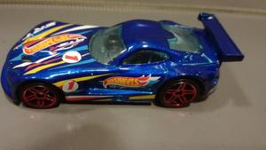 Oferta ! Srt Viper Gts-r Hot Wheels 1/64 Originales !
