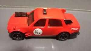 Oferta ! Time Attaxi Hot Wheels 1/64 Originales !