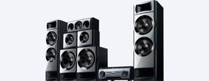 Vendo equipo de audio SONY MU-TA-KI 5.2