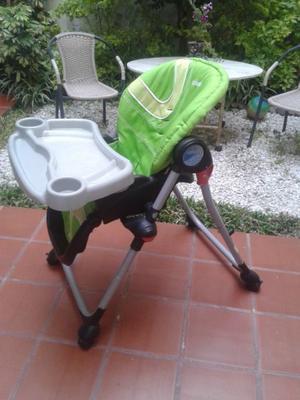 Vendo silla de comer para bebes marca Infanti