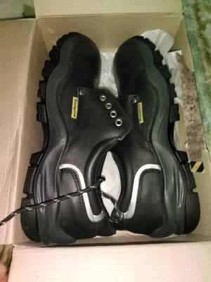 Zapatos de seguridad pampero número 44
