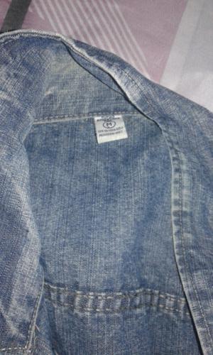 campera jeans liquido