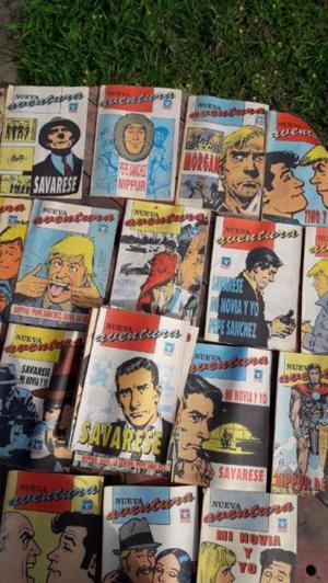 revistas de historietas antiguas