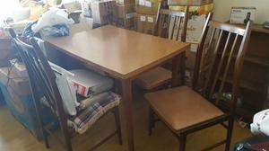 sillas antiguas - lote 309
