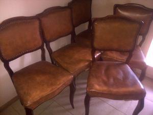 sillas luis xv a restaurar