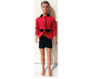 Antiguo Muñeco Ken Original HASBRO  Novio De Barbie