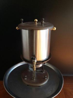 Dispenser De Acero Para Café O Agua 4lts