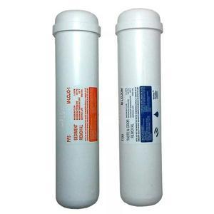 Dos Filtros Para Dispensers / Heladeras / Purificadores ***