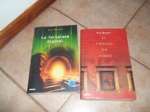 Dos novelas de Dan Brown