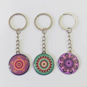 Llaveros Souvenirs Mandalas Personalizados