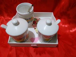 Set matero de ceramica