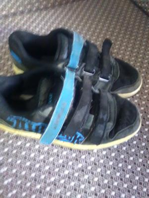 Vendo zapatillas número 32