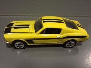 Oferta ! Ford Mustang R Hot Wheels 1/64 Originales !