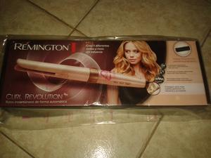 Rizador Remington curl revolution CI606 Nuevo
